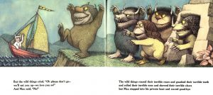 Nel paese dei mostri selvaggi, illustrazione